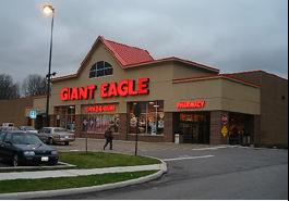 Giant Eagle Food Store - Ravenna, OH