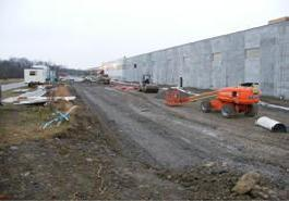 rue21 Distribution Facility Addition