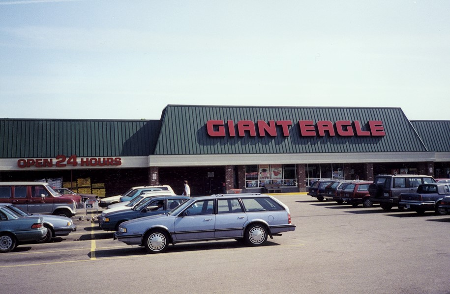 Giant Eagle - Shadyside, PA